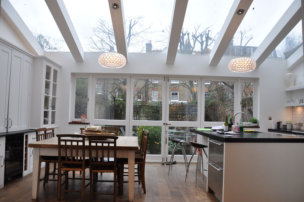 Glass extensions cost hair weave for Small room extension