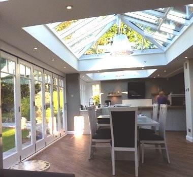 321 orangery prices for Orangery extension kitchen